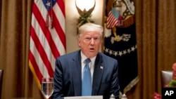 پرزیدنت ترامپ در دیدار با اعضای شورای امنیت سازمان ملل