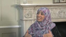 Yemeni Peace Prize Winner Tells VOA Struggle Will Continue