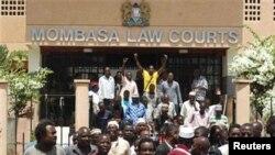 Mahakama ya Mombasa Kenya.