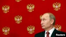 Rais wa Russia, Vladimir Putin