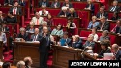 Fransız Parlamentosu (Arşiv)