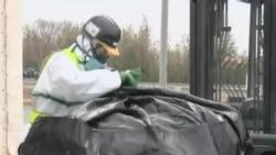 日本福岛核放射物清理仍在继续