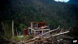 Puerto Rico devastada por el huracán Maria no ha logrado recuperarse a 7 meses de la tragedia.