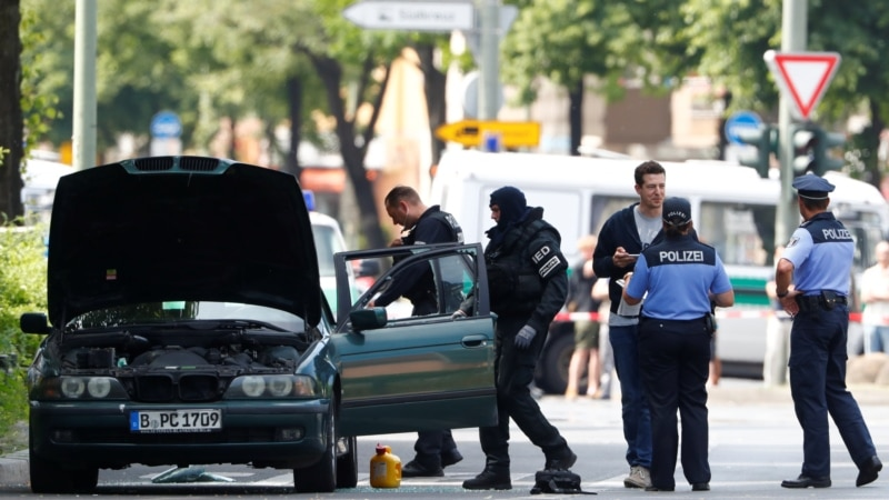 Germany Detains Teen Allegedly Planning Berlin Atttack