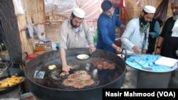 Pakistani folk delicacies-Chappal Kabab from Khyber Pakhtunkhaw