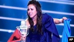 Джамала после победы на «Евровидении»