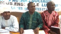 Gounoung Vaima Ganfaré, SG de l UST, joint à N'Djamena par Nathalie Barge