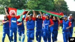 افغانستان کی ٹیم پہلی بار اس عالمی مقابلے میں شرکت کررہی ہے