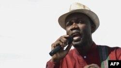 Ousmane Sonko, le 3 février 2019.