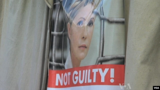 Tymoshenko's Trials Cloud Ukraine's Democratic Future