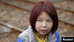 Bà Lâm Lệ Thuyền sinh ra ở Campuchia và khi gia đình bà gả bà cho một người đàn ông Đài Loan vì tiền cách đây 18 năm, bà không hề biết đảo quốc này nằm ở đâu.