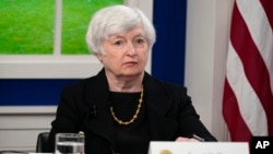 Američka sekretarica za finansije Janet Yellen(Foto:AP/Evan Vucci)