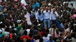 تظاهرات در اعتراض به انتخابات ریاست جمهوری هائیتی