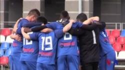 Rossiya futbol jamoasida to'p surayotgan o'zbekistonlik