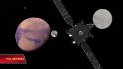 Tàu thăm dò châu Âu chuẩn bị tìm kiếm sự sống trên Sao Hỏa