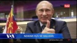 Rritet ndikimi i Rusisë në Ballkan