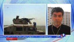 پیشروی پیشمرگان کرد در حومه موصل علیه داعش