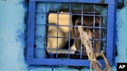 د کندهار د مرکزي زندان یو تصویر