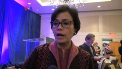 Menkeu Sri Mulyani Pertanyakan Agenda Proteksionis AS