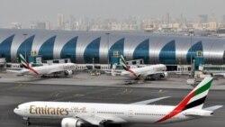 Emirates ေလေၾကာင္းလိုင္း ရပ္နားမယ့္ အစီအစဥ္ ေရႊ႕ဆိုင္း