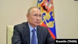 TT Nga, Vladimir Putin.