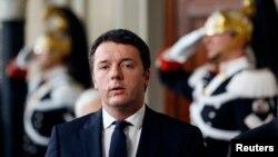 Mandatar za sastav nove italijanske vlade Mateo Renci