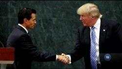 Дональд Трамп підтвердив план депортації нелегальних іммігрантів. Відео