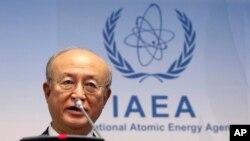 Yukiya Amano, Kepala Badan Pengawas Nuklir PBB (IAEA) di WIna, Austria, 5 Maret 2018. (Foto: dok).