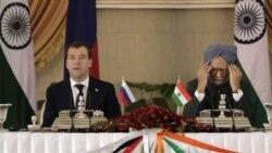 رهبران هند و روسیه: ایران حق دارد از انرژی اتمی صلحجویانه برخور دار باشد