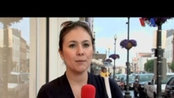 Wulan Guritno di AS - Liputan Pop News VOA