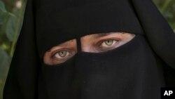 Une survivante des mutilations génitales féminines (AP)
