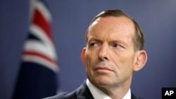 Perdana Menteri Australia Tony Abbott (Foto: dok).