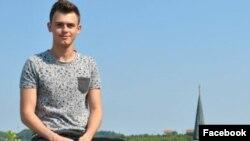 Selmir Mašetović, uhapšeni bosanski student u Turskoj