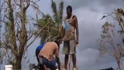 瓦努阿圖遭熱帶氣旋侵襲
