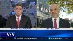 Intervistë me Kryeministrin Edi Rama nga Asambleja e OKB-së në Nju Jork