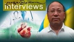 Dr. Tashi Wangyal: Cardiologist, Stockholm.