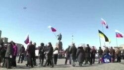 美国警告俄罗斯不要在乌克兰挑起分离主义事端