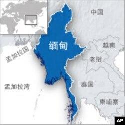 緬甸稱11月大選投票人數多