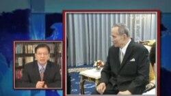 VOA连线:中国过滤温家宝对华侨讲话