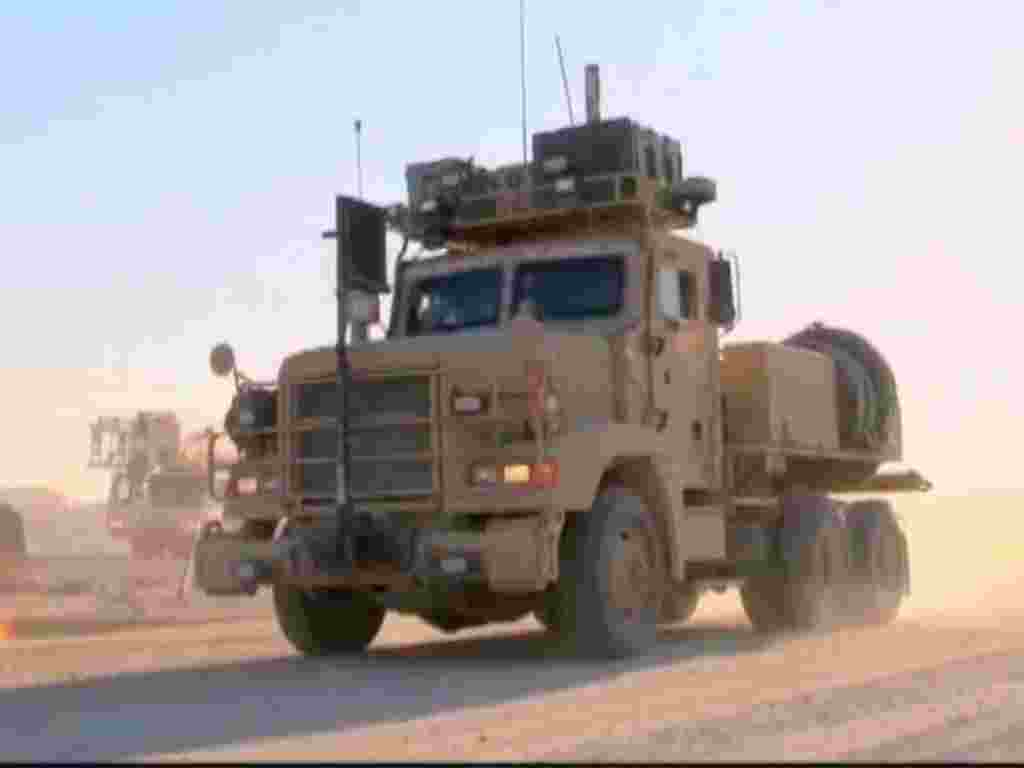 El presidente Barack Obama destacó el sacrificio que realizaron los estadounidenses durante los cerca de nueve años de guerra en Irak.