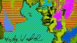 Shpëtimi i imazheve dixhitale të Andy Warhol
