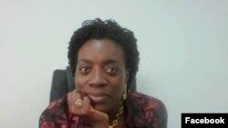 Michèle Ndoki, avocate et membre de l'équipe de défense de Maurice Kamto.