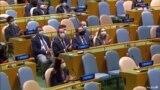 Նիկոլ Փաշինյանի ելույթը ՄԱԿ-ի Գլխավոր ասամբլեայի 76-րդ նստաշրջանի ընդհանուր քննարկումներին
