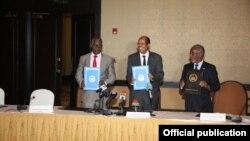 Heshiiska dowladda federaalka Soomaaliya iyo Somaliland