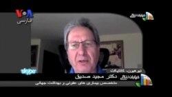 تغییرات اقلیمی بر سلامت انسان در گفتگو با دکتر مجید صدیق