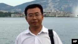 北京維權律師江天勇