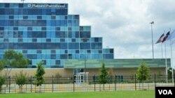 Salah satu lokasi Planned Parenthood yang memberikan layanan aborsi di Amerika Serikat.
