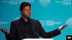 عمران خان از زمان آغاز به کار به عنوان صدراعظم پاکستان به امریکا سفر نکرده است
