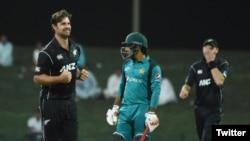 Cricket pakistan vs new zealand