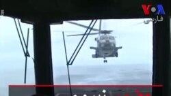 حضور نیروی دریایی آمریکا در دریای جنوبی چین